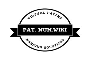 Virtual Patent marking logo